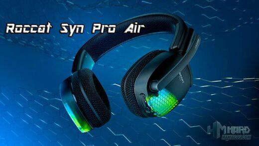 Roccat Syn Pro Air Portada