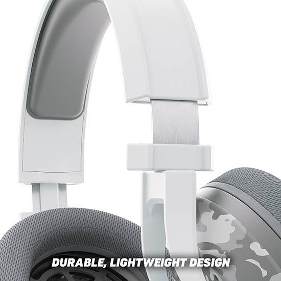diadema auriculares Turtle Beach Recon 500 Camo Artic