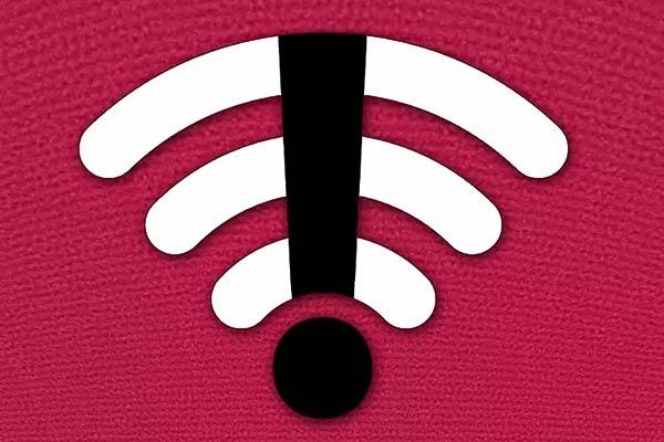 fallos de seguridad en WiFi