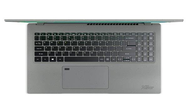 Acer Aspire Vero teclado