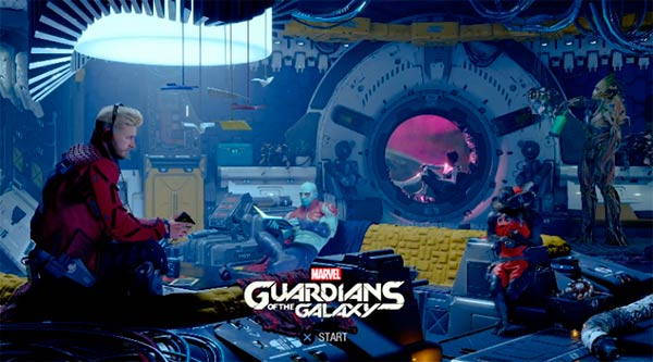 juego Guardians of the Galaxy