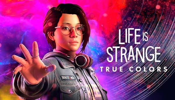 Life is strange true color