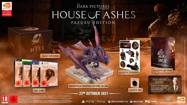 juego House of Ashes