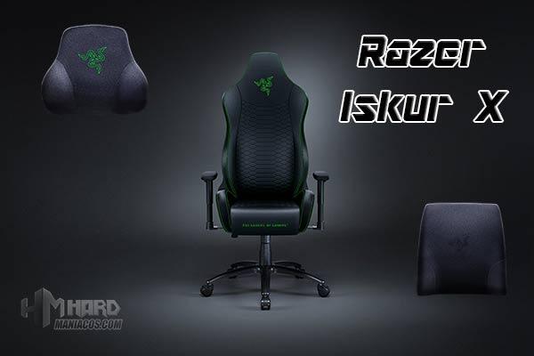 Razer Iskur X Portada