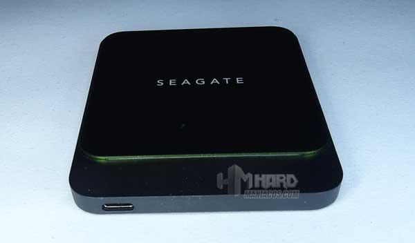 SSD Seagate BarraCuda Fast conector