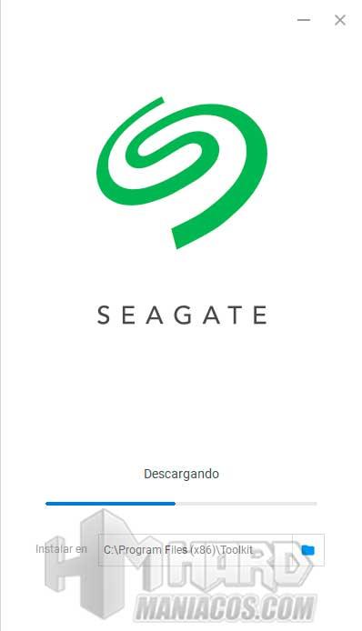 SSD Seagate BarraCuda Fast Toolkit instalacion