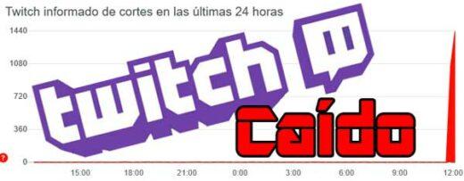 Twitch caido