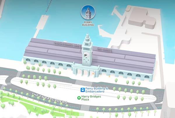 Maps iOS 15