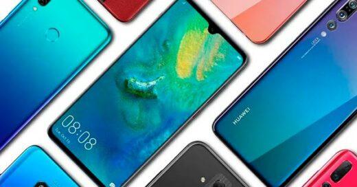 moviles Huawei Portada