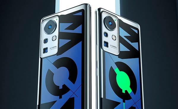 parte trasera y camaras movil Infinix Concept Phone