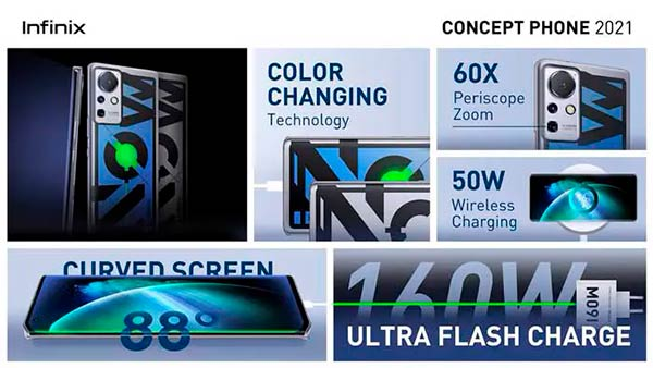 caracteristicas Infinix Concept Phone