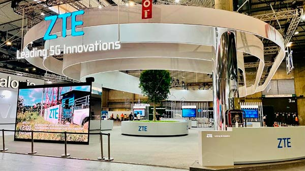 ZTE en Mobile World Congress 2021