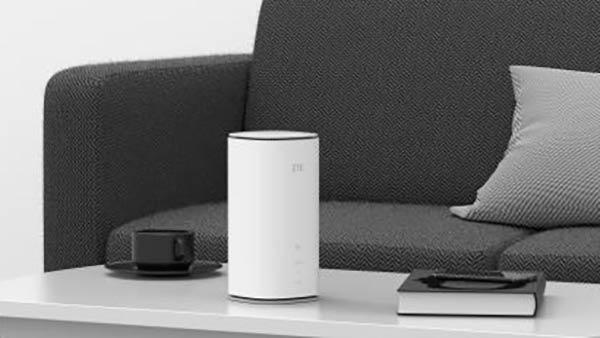 router ZTE MWC 2021