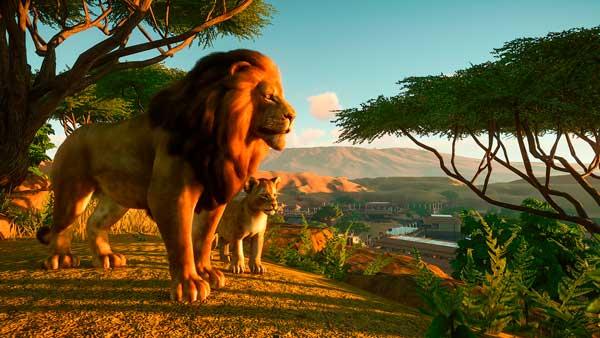 Planet Zoo con descuentos de hasta el 55% en casi todos los packs