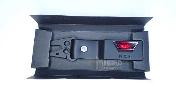 KeyStone II llavero en caja ROG Strix SCAR 15 G533
