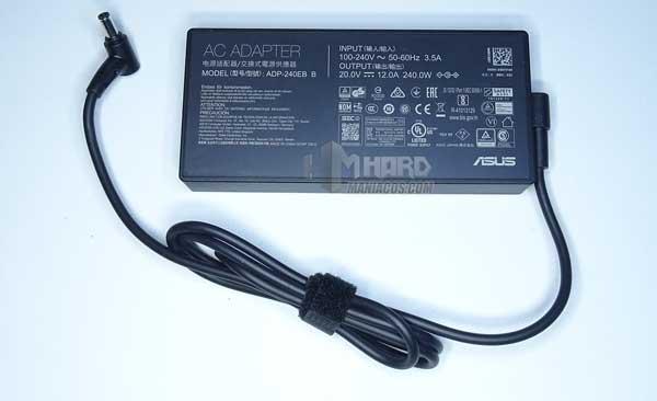 especificaciones cargador ROG Strix SCAR 15 G533