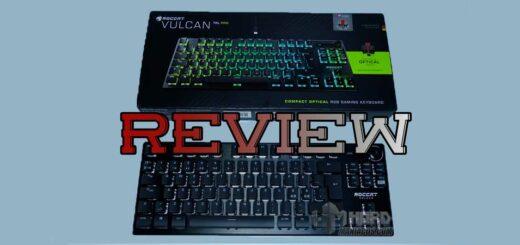 tecaldo Roccat Vulcan TKL Pro portada
