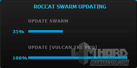 Software Roccat Swarm