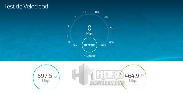 test velocidad portatil Lenovo