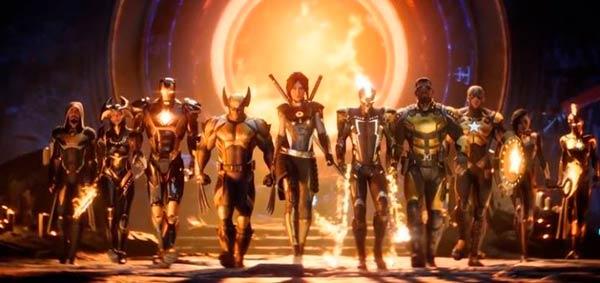 Marvel Gamescom 2021