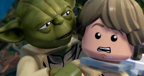 Lego Star Wars Gamescom 2021