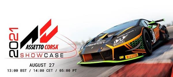 Assetto Corsa 505 Games en Gamescom 2021