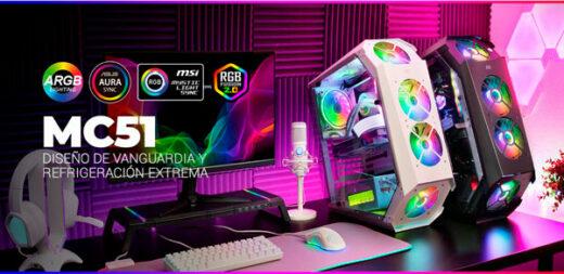 torre gaming MC51