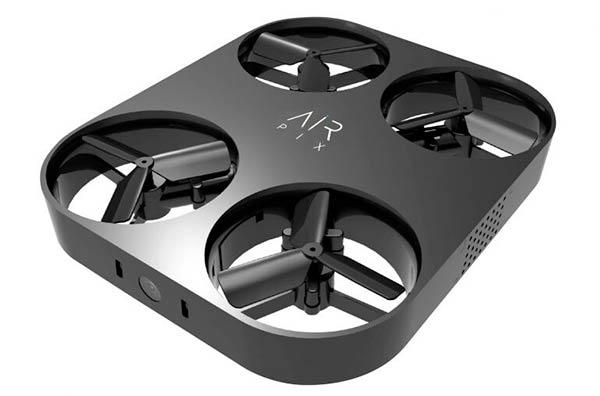 camara dron movil Vivo patente