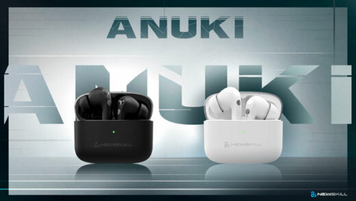 auriculares Anuki de Newskill