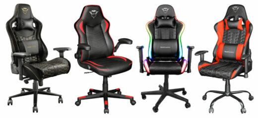 Mejores sillas gaming de la marca Trust