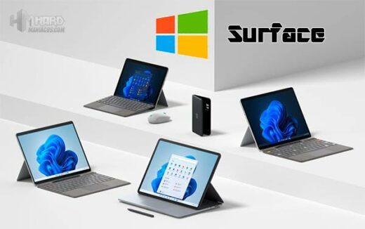 Microsoft Surface 2021 Portada
