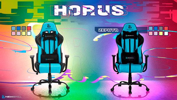 Horus Zephyr de Newskill
