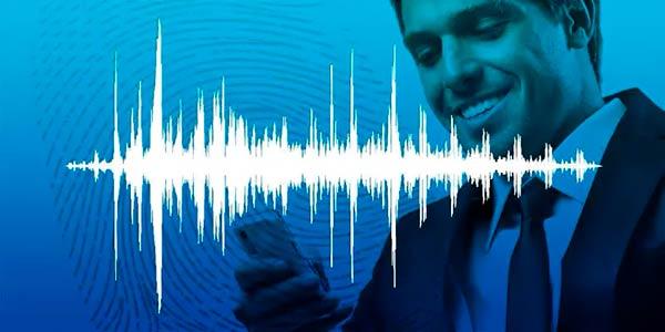 biometria por voz Portada