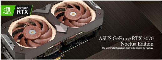 Asus RTX 3070 Noctua Edition