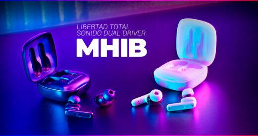 Auriculares inalámbricos TWS MHIB de Marsgaming
