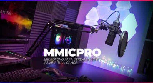 micrófono MMICPRO de Mars Gaming